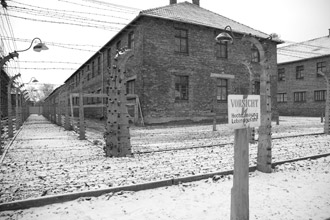 Auschwitz & Birkenau camps/museum in Oswiecim, Poland photo