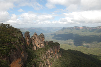 The Blue Mountains, NSW, Australia photo