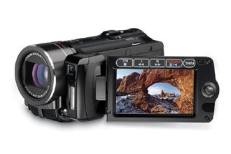 Canon HF10 High Definition (HD) Camcorder Review - feature photo