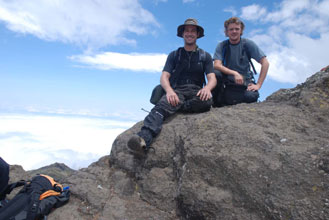 Climbing Kilimanjaro Day 3 - feature photo