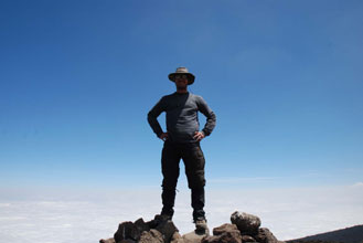 Climbing Kilimanjaro Day 5 - feature photo
