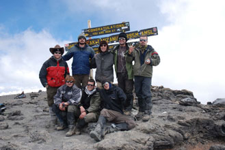 Climbing Kilimanjaro Day 6 - feature photo