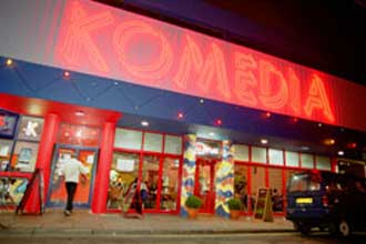 Tag Comedy, Komedia, Brighton photo