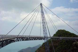 Pulau Langkawi, Sky Bridge - feature photo
