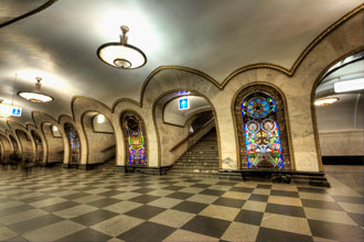 Moscow's Metro – Underground Railway photo