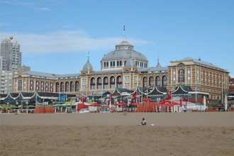 Scheveningen Beach, Den Haag, Holland, The Netherlands photo