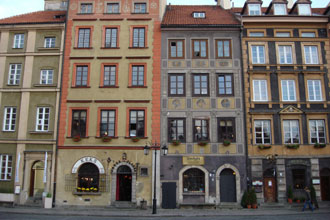 Warsaw, Old & New Town | Stare Miasto & Nowe Miasto photo