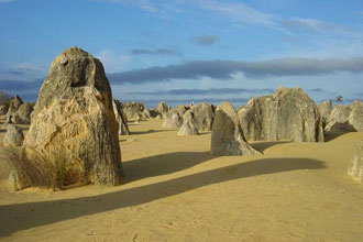 Pinnacles Desert, Lancelin - feature photo